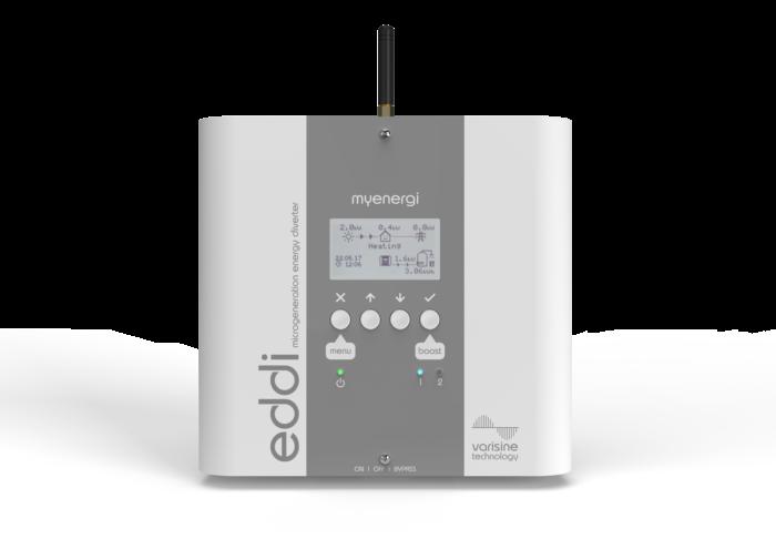 EDDI: ECO-SMART ENERGY DIVERTER