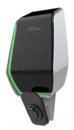 22kW (threephase) AC wallbox charger
