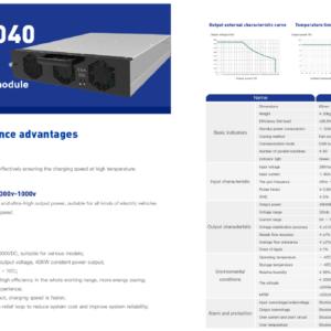 40kw @ 1000v module