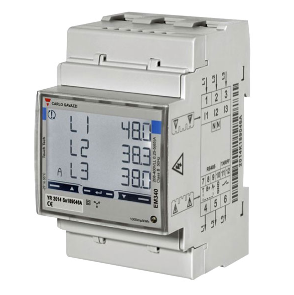 Wallbox Power Boost Tri-Phase Meter Three Phase (65A)