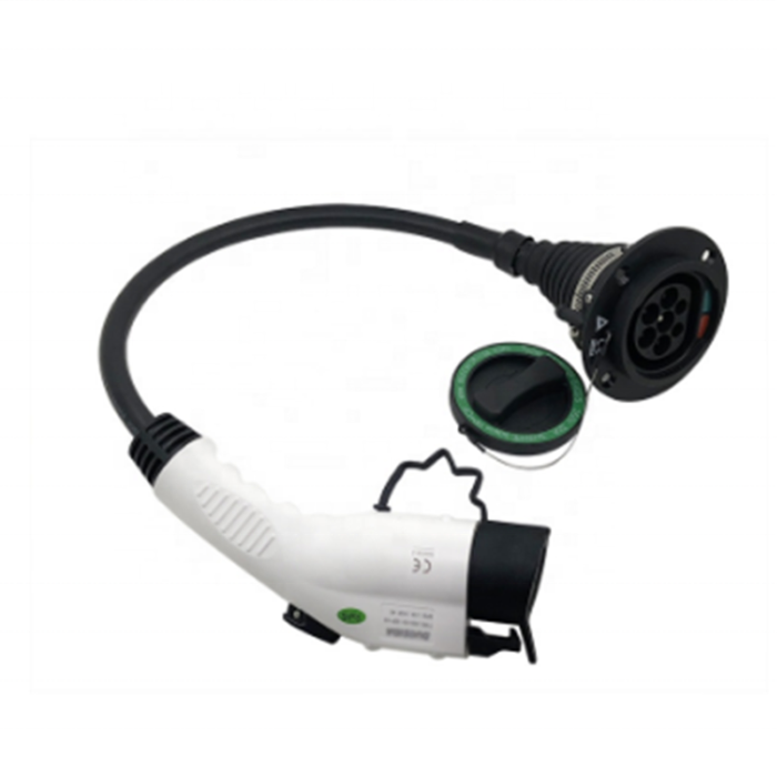 ae j1772 adapter socket:ev cable to 220v socket