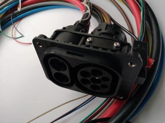 ccs combo 2 inlet / socket