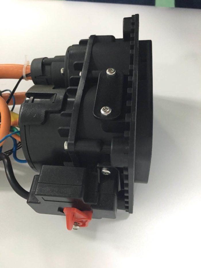 ccs combo 2 socket with lock