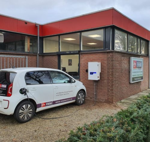 10KW CCS VEHICLE-TO-GRID DC LAADSYSTEEM